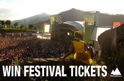 Bilbao BBL Live 2013 tickets to win