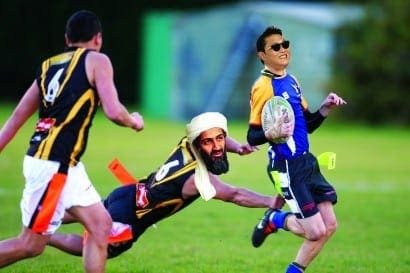 Try Tag Rugby's top ten team names - Australian Times News