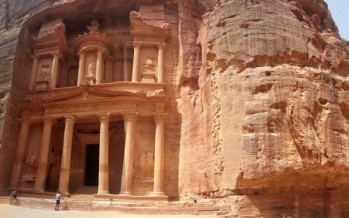 Petra rocks as Jordan rolls: in stunning, laid back history