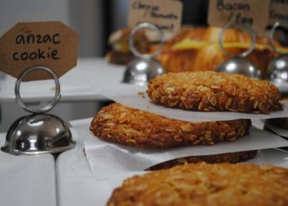 Anzac biscuit - history, recipe