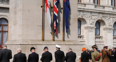 Anzac Day commemorated with service at Westminster Abbey