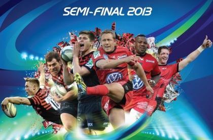 Rugby Heineken Cup Semi-Final 2013
