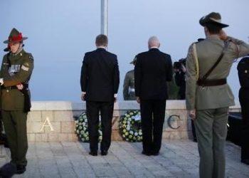 Anzac Day Gallipoli 2013