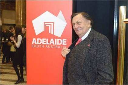 Brand South Australia launch Australia House