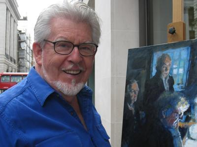 Rolf Harris suspect Operation Yewtree