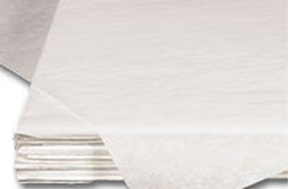 tissue paper-white