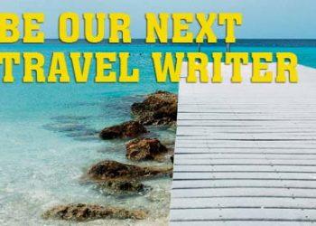 travel writing photo