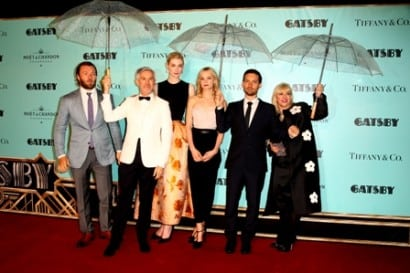The Great Gatsby enjoys star-studded Sydney première