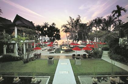 Amari palm hotel