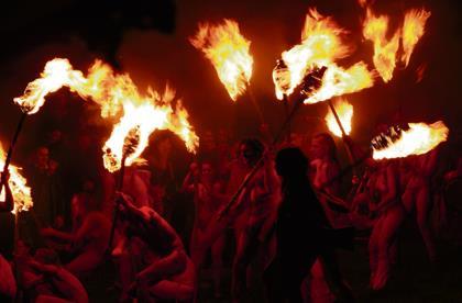 Beltane Fire Fest
