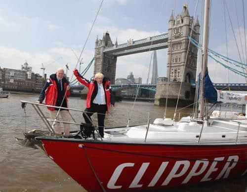 Sailing London 8