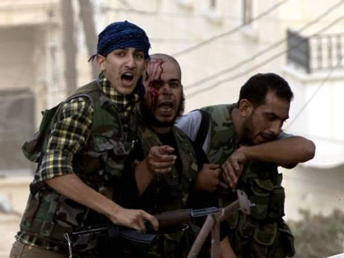 australian aid syria