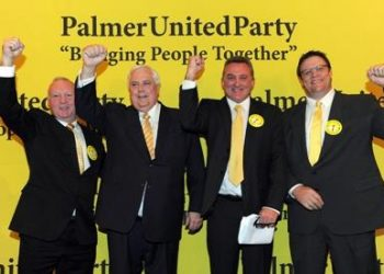 PALMER UNITED PRESSER MELBOURNE
