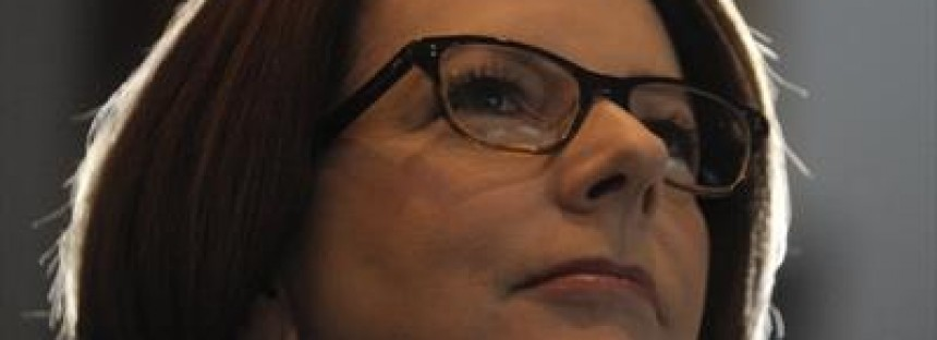 The shades of grey | Gillard and the gender card