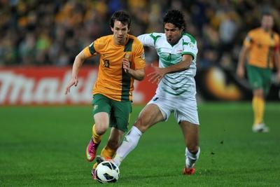 Australia Socceroos World Cup qualify win Iraq