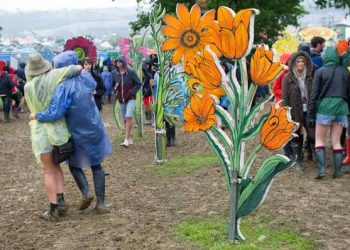 Glastonbury Festival 2013 - Thursday