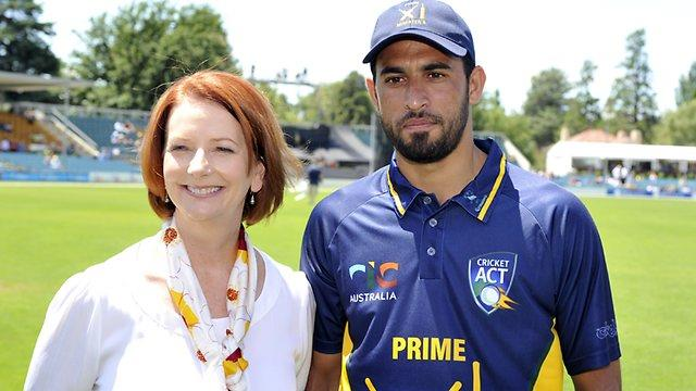 Fawad Ahmed Ashes call-up closer