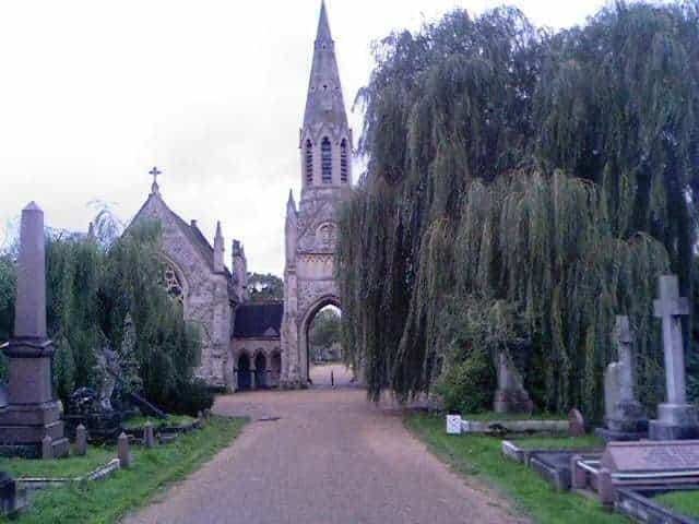 Hampstead-cemetery