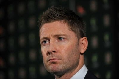 Michael Clarke - Ashes 2013