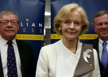 Quentin Bryce Australian Business Lunch