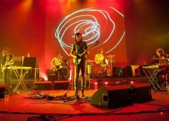 Tame Impala Perform at Hammersmith Apollo, London