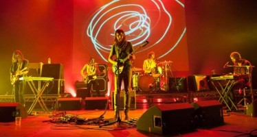 Tame Impala at Hammersmith Apollo Photo Album