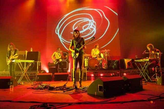 Tame Impala Perform at Hammersmith Apollo, London