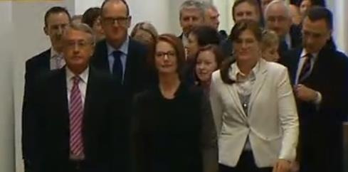 julia gillard leadership challenge