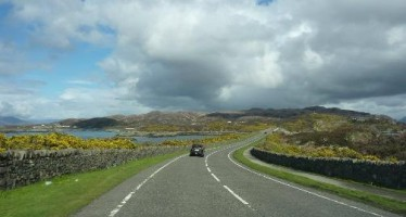 Top scenic drives in the UK