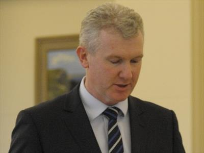 Immigration Minister Tony Burke