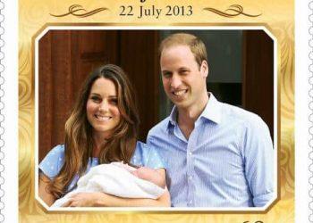 60c Royal_Baby Prince George stamp_Australia-Post-2013