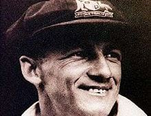 Don Bradman Ashes cricket
