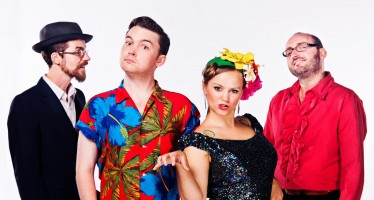 In a Flap! Aussie jazz-pop band to play Battersea show