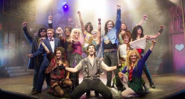 Rock on with Rock of Ages at Garrick Theatre