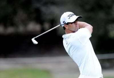 Adam Scott - golf - British Open