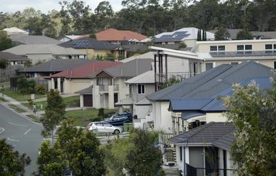 mortgages - australian houses