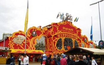 Which tent to visit at Oktoberfest 2013?