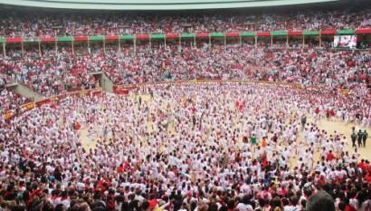 Pamplona arena