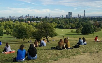 Best park life in London: It's the place to be for summer sun frivolity