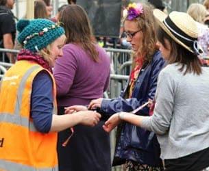 Oxfam stewarding