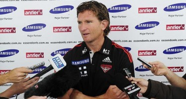 Hird, Essendon charged over AFL doping scandal