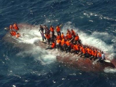 Siev 358 asylum boat