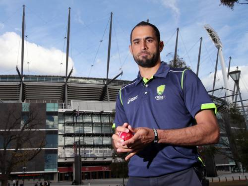 Fawad Ahmed named in Australia's 18-man squad for England ODI