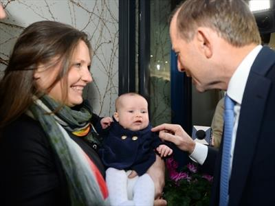 Tony Abbott paid parental scheme