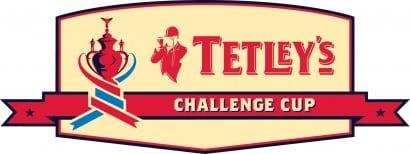 Tetley Challenge Cup Land Logotype