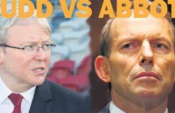 Rudd vs Abbott Election13