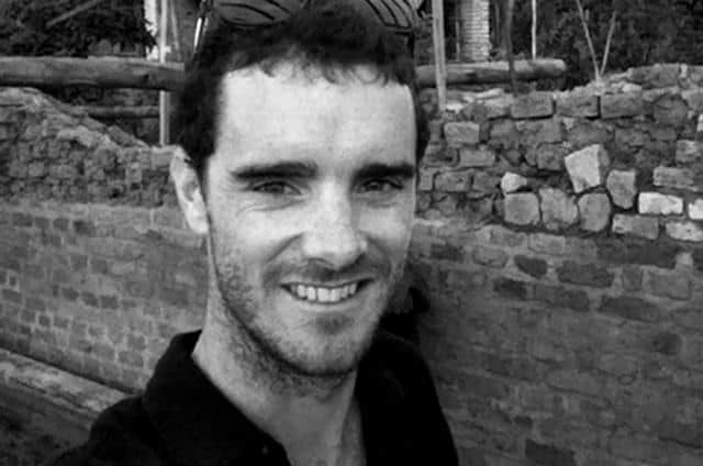 Supplied undated image obtained Monday, Sept. 23, 2013 of Australian architect Ross Langdon who was killed in a shopping mall attack in Nairobi, Kenya on Saturday, Sept. 21, 2013. Kenyan troops are battling into the night in a bid to end a stand-off with