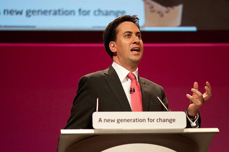 Ed Miliband opposition leader attacks high profile australians