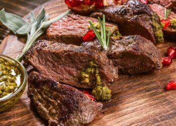 An Australian feast: Cooking with Kangaroo