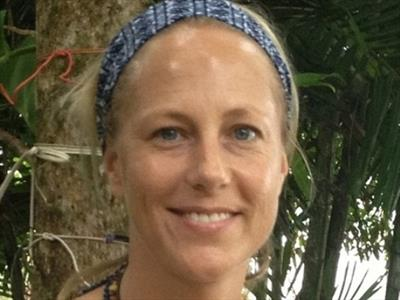 Australian tourist trekkers PNG